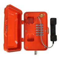 Buy cheap Wall / Pillar Mounting Explosion Proof Telephone from wholesalers