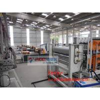 Buy cheap Multi Layer Plastic Roofing Sheet Machine / Plastic Tile Extrusion Line from wholesalers