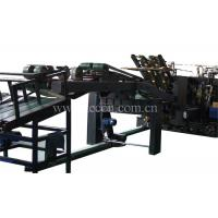 Buy cheap Automatic Food Paper Bag Making Machine Energy Saving Flexo Printing from wholesalers