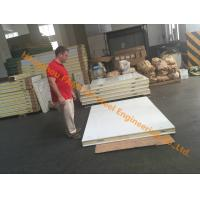 Buy cheap Cold Storage Room Panels Hinge Door Camlock PU Panels 200mm For Frozen Food from wholesalers