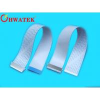Buy cheap FFC Flat Ribbon Cable , Light Weight Flexible Ribbon Cable For Printers / Copiers product