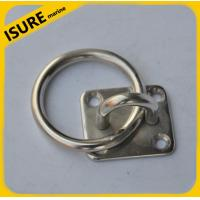Buy cheap STAINLESS STEEL SQUARE SWIVEL EYE PLATE BOAT MARINE from wholesalers