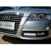 Buy cheap Bright White LED DRL Daytime Fog Light Run signal lamp For Audi A6 A6L from wholesalers