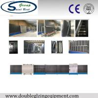 Buy cheap Insulating Glass Making Machine,Automatic Double Glazing Production Line from wholesalers