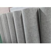 Buy cheap Durable Pet Acoustic Felt Fabric , Hot Stamping Soft Polyester Felt Sheets from wholesalers