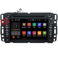 Buy cheap Chevy Tahoe / GMC Yukon DVD Player , In Dash Touch Screen Car Stereo With Bluetooth / Gps product