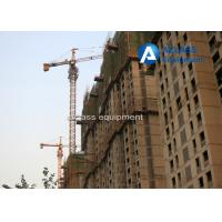 Buy cheap Outrigger Hammerhead Tower Crane 2*2*3m Split Mast Section GOST from wholesalers