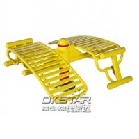 Buy cheap Outdoor Fitness Equipments-sit up bench from wholesalers