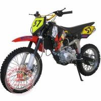 Buy cheap 150CC Dirt Bike with Dual Displacement Pipe WZDB1502 from wholesalers