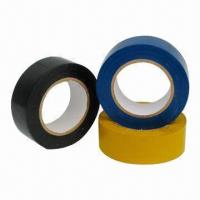 Buy cheap PVC Adhesive Tape, 0.1 to 0.2mm Thickness from wholesalers