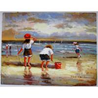 Buy cheap Impressionism oil painting from wholesalers