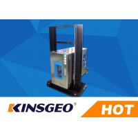 Buy cheap 0.5~1000mm/min Speed High And Low Temperature Peel Adhesion Test Equipment Peeling Strength Tester with 200KG from wholesalers