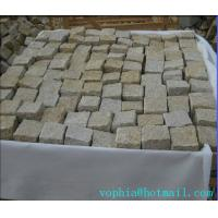 Buy cheap the cheapest supply G365 grey granite pavers from chinese paving stone suppliers from wholesalers