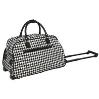 Buy cheap travel bag with trolley in nice design from wholesalers