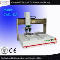 Buy cheap Dual Working Area Automated Dispensing Machines With Customize Working Table from wholesalers