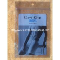 Buy cheap Personalized Zip Lock Bags Anti Static Foil Bags For Sport Briefs from wholesalers