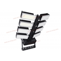 Buy cheap 960w Aluminum Meanwell Driver 165LM/W Led Sports Light from wholesalers