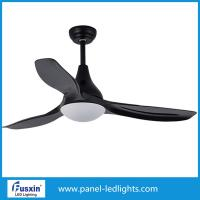 Buy cheap 12 W 3 Leaves Led Fan Lights , High Power White Ceiling Fan With Led Light from wholesalers