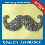 Buy cheap D0930  rhinestone patch,hotfix rhinestone patch, hot-fix rhinestone patch from wholesalers