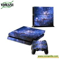 Buy cheap Fashion design ODM vinyl skin cover for Sony PS4 Playstation 4 protective skin sticker from wholesalers