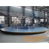 Buy cheap Turntable and PU Shoe Material Molding Machine Plants from wholesalers