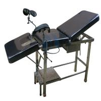 Buy cheap Black Common Obstetric Bed Waterproof Steel Delivery Table High Quality Adjustable from wholesalers