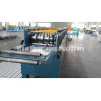 Buy cheap CE Cable Tray Roll Forming Machine With Active Hydraulic Decoiler from wholesalers
