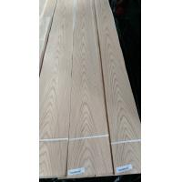 Buy cheap Plain Sliced American Red Oak Veneer, Crown Cut from wholesalers