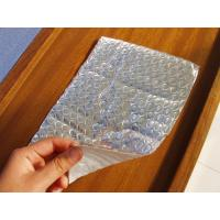 Buy cheap Reflective aluminum foil double layer bubble window heat insulation wrap from wholesalers