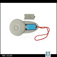 Buy cheap Low Frequency Handheld Rfid Reader White Eid Tag Reader For Animal Microchip And Ear Tags from wholesalers