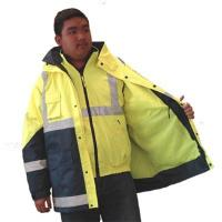 Buy cheap OEM/ODM Hivis Breathable Jacket from wholesalers