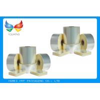 Buy cheap Dirt Resistant OPS Shrink Film , Food Grade Clear Shrink Wrap Packaging from wholesalers