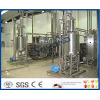 Buy cheap Soy Milk Fermentation Process, Industrial Yogurt Machine , Cheese Yogurt Making Equipment from wholesalers