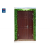 Buy cheap Double MDF Laminated Fire Rated Interior Fireproof Fire Wooden Door Manufacturer from wholesalers