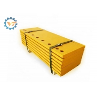 Buy cheap Quench Tempering HM500 HM400 Bulldozer Double Bevel Blade from wholesalers