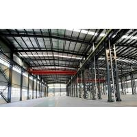 Buy cheap Good Quality Prefabricated Steel Structure Shed from wholesalers