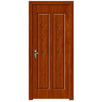 Buy cheap waterproof and fire proof interior WPC wooden door from wholesalers