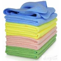 Buy cheap High Absorbent Microfiber Cleaning Cloths Towel For Kitchen Car Windows from wholesalers