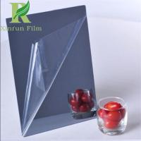 Buy cheap 0.03-0.15mm Transparent Adhesive Acrylic Mirror Sheet Protective Film from wholesalers