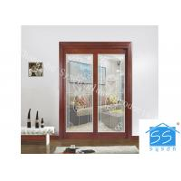 Buy cheap Privacy Glass Slider DoorsFor Home Decor IGCC IGMA Certification from wholesalers