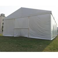 Buy cheap Aluminum Marquee Rooftop Permanent Tent Structures Durable Aircraft Hangar Tent from wholesalers