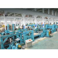 Buy cheap 12×2200 Steel Coil Automatic Cut To Length Machines Simple Reliable Operation from wholesalers