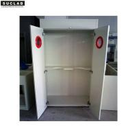 Buy cheap Smooth Opening Laboratory Storage Cabinets Sound / Light Alarm For Gas Cylinder from wholesalers