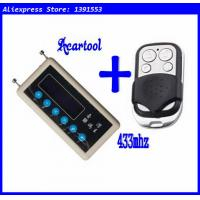 Buy cheap Acartool car remote control copy 433mhz car remote code scanner + 433mhz A002 car door remote control copy from wholesalers