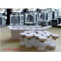 Buy cheap PEG-MGF Human Growth Hormone Peptide 2 Mg / Vial Increasing Muscle Mass from wholesalers