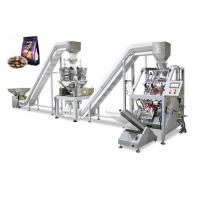 Buy cheap Small Bread Food Packing Machine, 304 Stainless Steel Packaging Machine For Snacks from wholesalers
