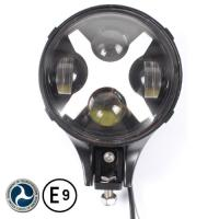 Buy cheap 60W 6 Inch CREE LED Driving Light With X DRL & Angel Eyes for offroad car from wholesalers
