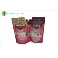 Buy cheap Zipper Food Printed Spices Packaging For Sauce , Recyclable 15C from wholesalers