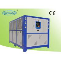 Buy cheap Commercial Air Cooled Air Conditioner Chiller For Cooling , Low temperature from wholesalers