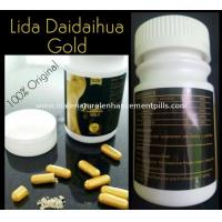 Buy cheap herbal Lida Gold Black Slimming Capsules brazil Lida dadaihua gold Slimming Capsules Herbal Extract from wholesalers